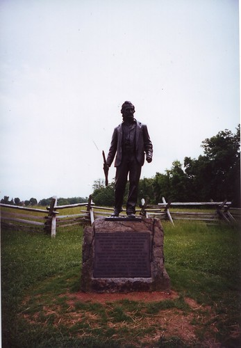 John Burns statue