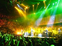 Bon Jovi Concert Stage   Flickr - Photo Sharing!