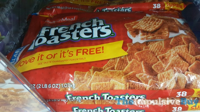 Malt-O-Meal French Toasters Cereal
