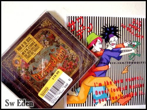 ซื้อ CD Panic at the Disco ถูกต้องตามกฎหมายลิขสิทธิ์
