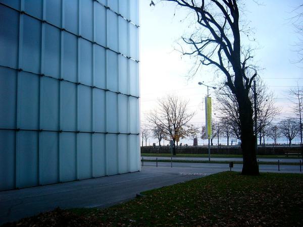 Peter Zumthor- Bregenz Museum Of Art 1990-97
