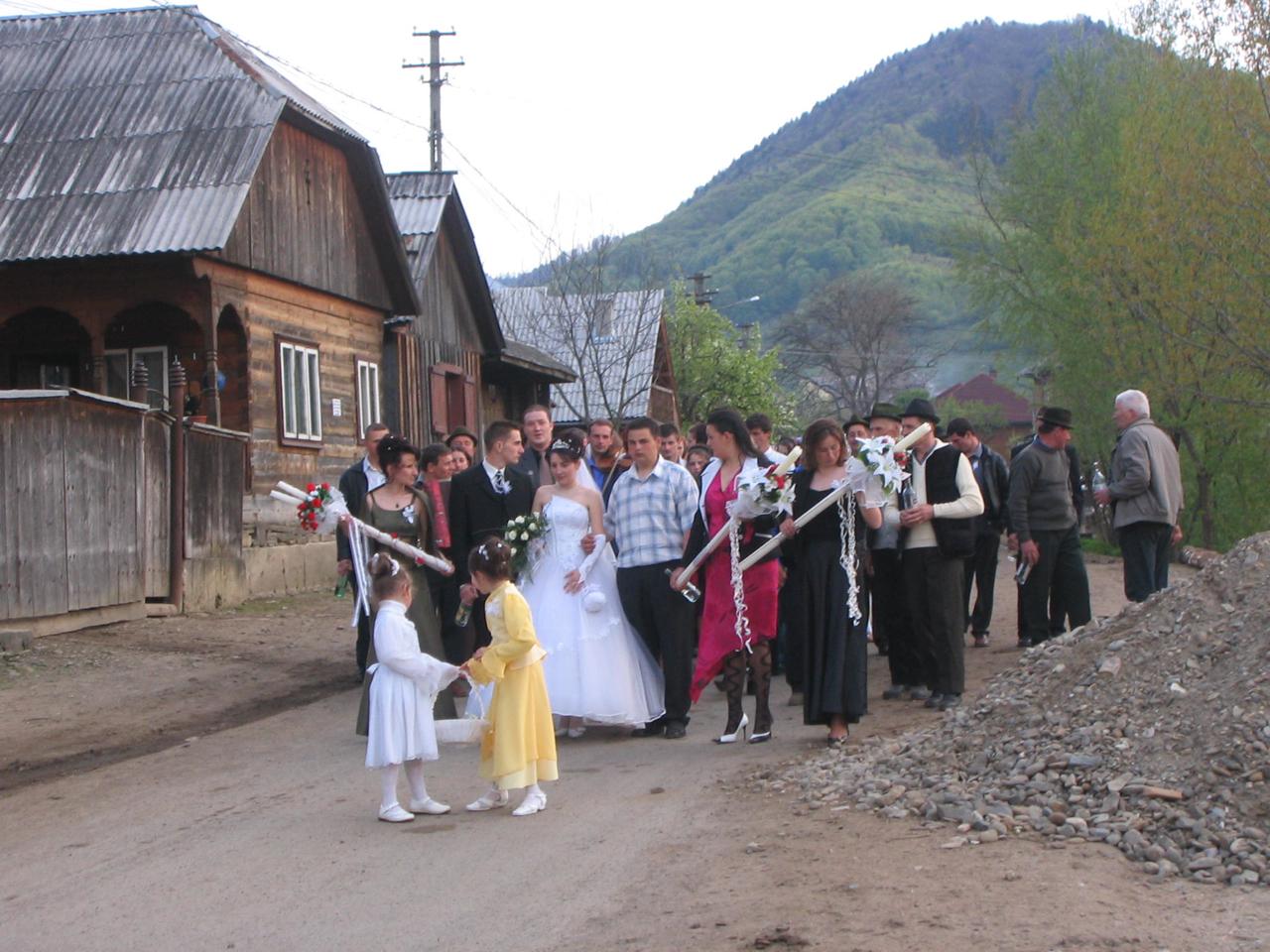 Wedding Romanian Style