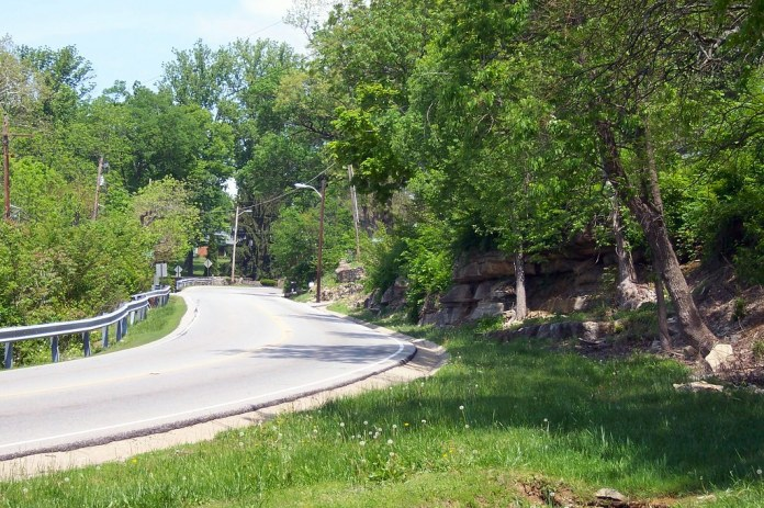 NB Michigan Road