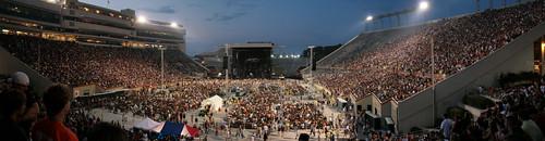 A Concert for Virginia Tech at Lane Stadium