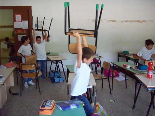 """Classe V B """"Noi siamo piccoli... by brunifia"""