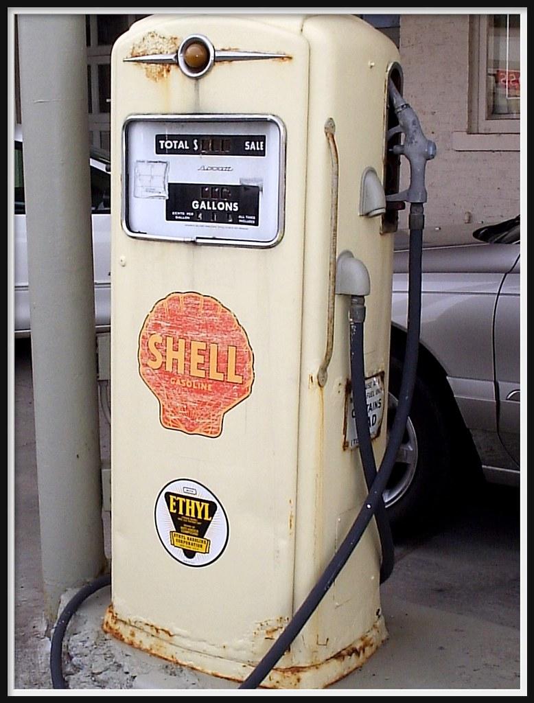 Vinsetta Garage Gas PumpBerkley MI  The vintage pumps