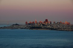 Homage to San Francisco (at Dusk)