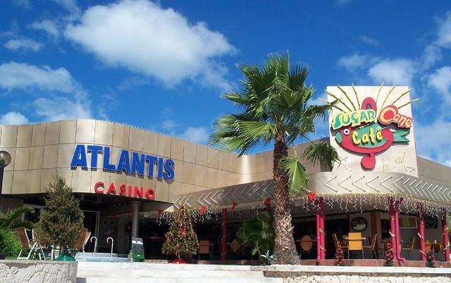 st. maarten - atlantis casino
