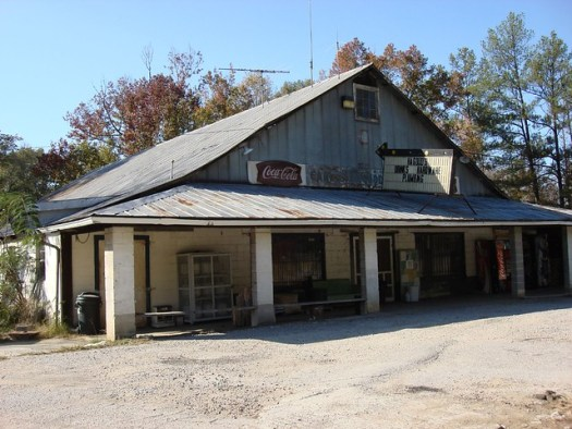 Hagood General Store, Near Masseyline AL
