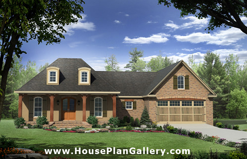 HousePlanGallery.com - HPG-1879 - House Plans