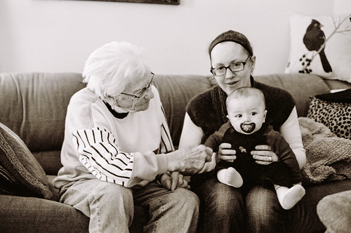 Great Grandma, Mom, Son by je.brewer