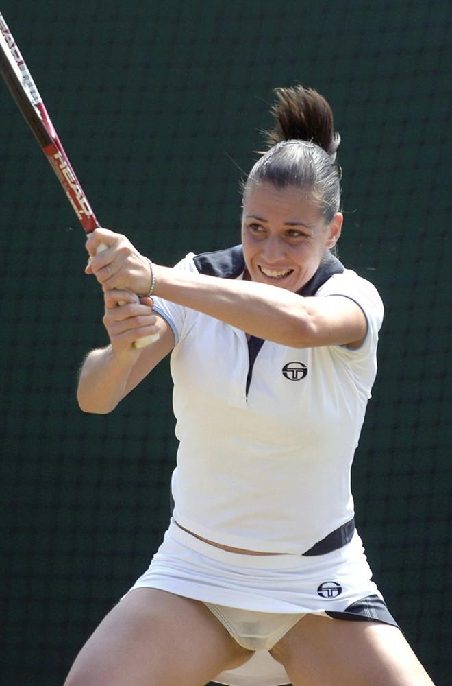 Tennis Upskirt No Panties Images