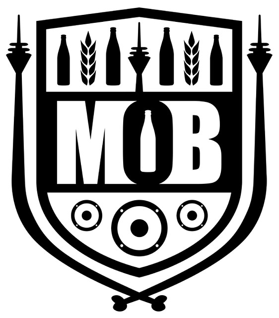 MOB LOGO Flickr Photo Sharing!