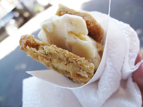 Pleasure Palate Gourmet Ice Cream Cookie Sandwich Tasting