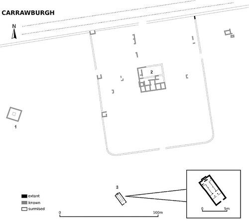 Carrawburgh fort