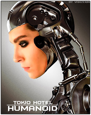Resultado de imagen para transhumanismo tokio hotel