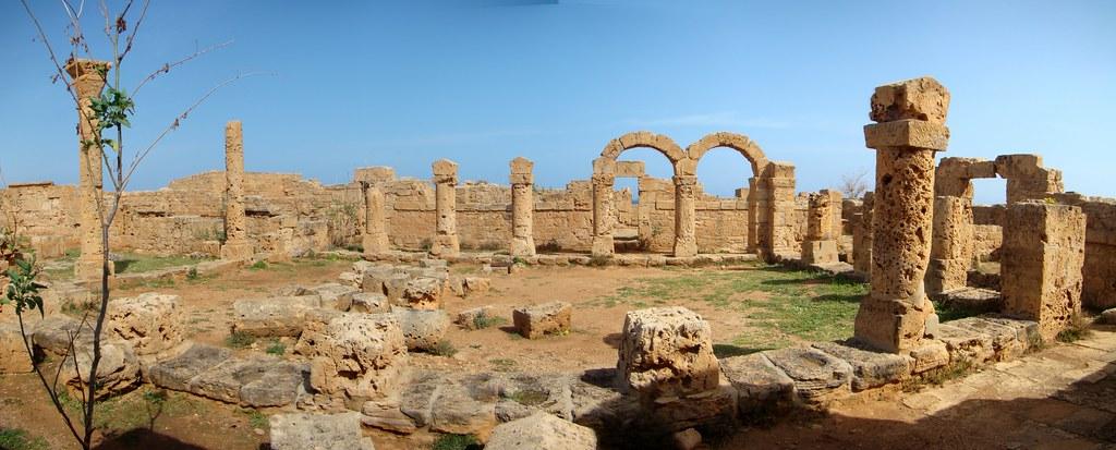 Libia Palacio Apolonia de Cirene 23