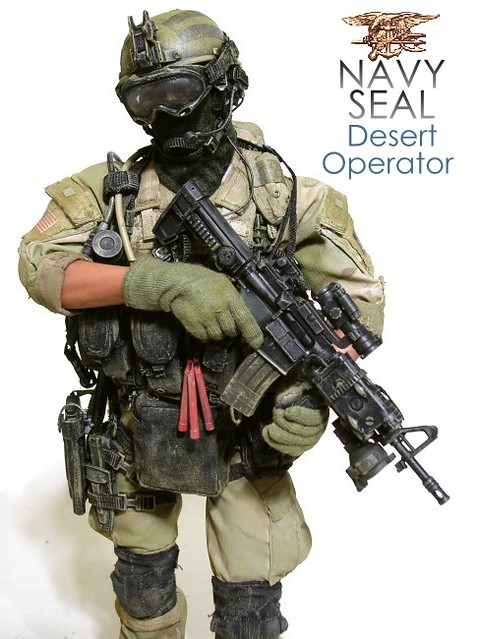 USSOCOM NAVY SEAL DESERT OPERATOR  Flickr  Photo Sharing
