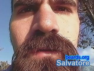 Salvatore: going goatee, part 22