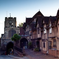 Day Trip: Lord Leycester Hospital