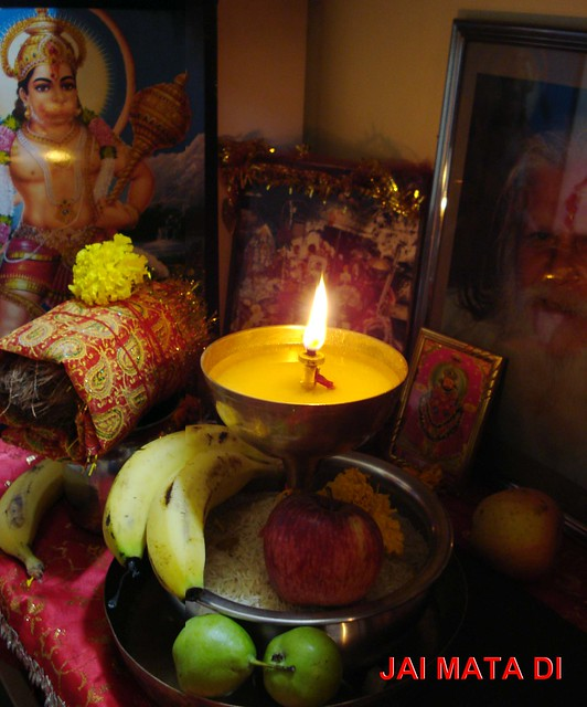 Akhand Jyot For Navratras Flickr Photo Sharing