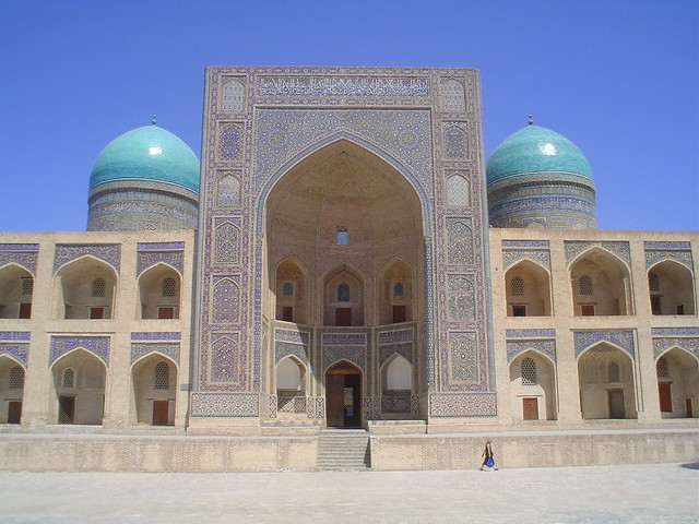 Melhor destino no Uzbequistão