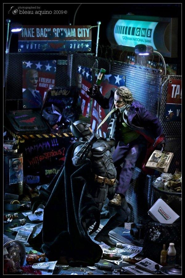 Bleau Aquino39s Darkest Knight Gotham After Midnight