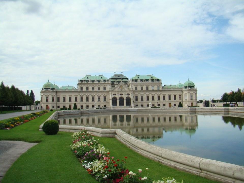 Palacio de Belvedere Viena Austria 04 Patrimonio de la Humanidad Unesco
