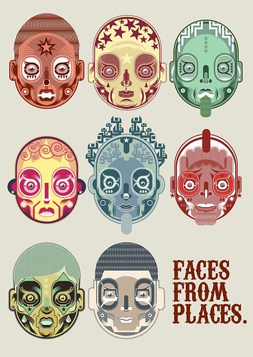 Faces From Places
