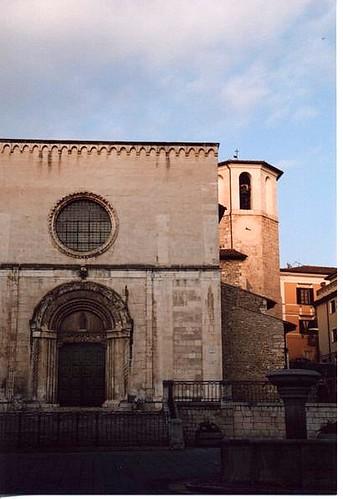 Chiesa di San Pietro a Coppito - L'Aquila