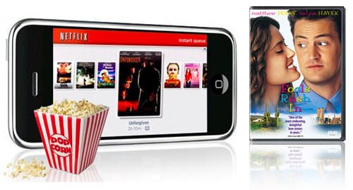 Netflix Video Streaming for iPhone