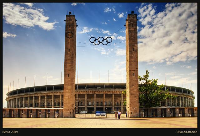 Olympic Stadium Berlin Flickr Photo Sharing