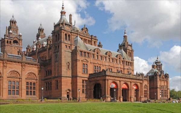 Kelvingrove Art And Museum Glasgow