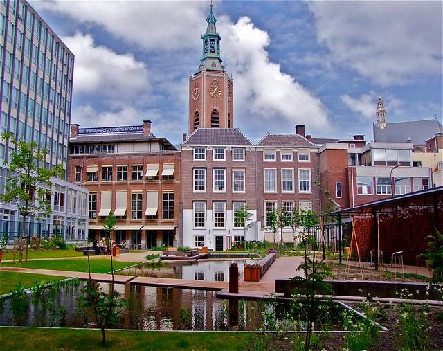 Nutstuin Den Haag. Foto door Roel Wijnants, op Flickr