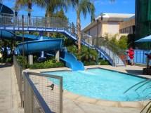Disneyland Hotel Pool - Sharing