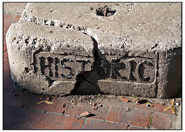 Broken History