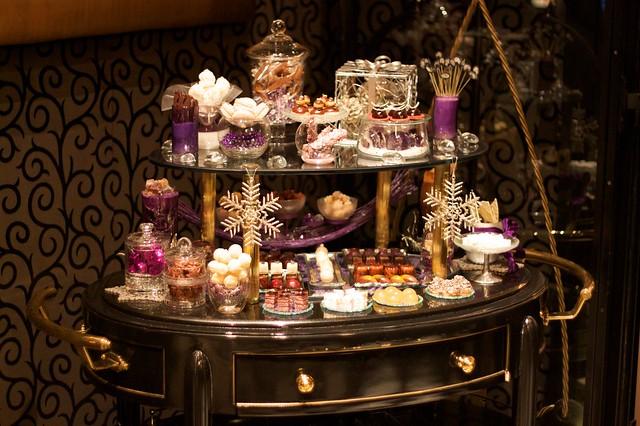 Jol Robuchon dessert cart  Flickr  Photo Sharing