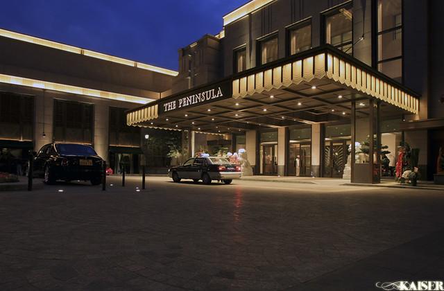 The peninsula-上海半島酒店 - a photo on Flickriver