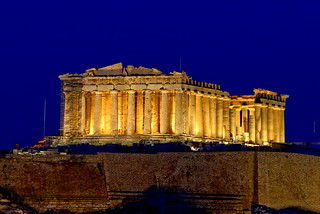 Parthenon by K_Dafalias on Flickr