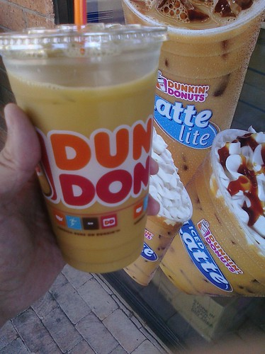 Dunkin Donuts coffee Tempe AZ
