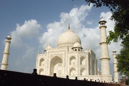 Taj Mahal by Shooting Paradise