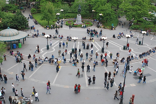 Union Square, New York City by NYC♥NYC