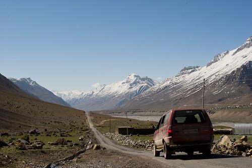Spiti Valley , Himachal Pradesh