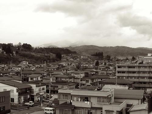 寒河江 Sagae