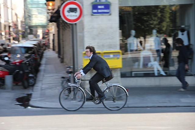 Rue de Rivoli....