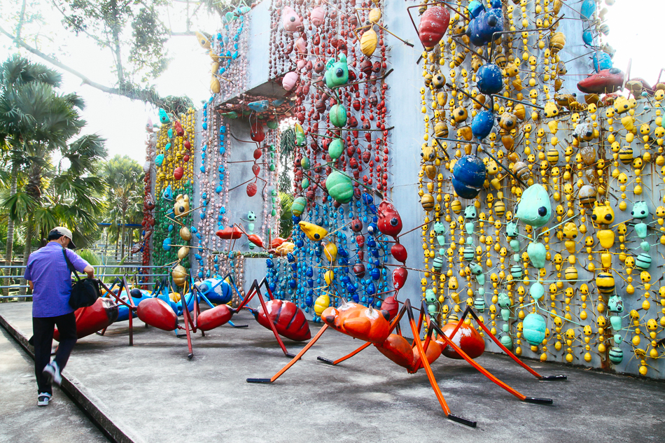 Ant Tower - Nong Nooch Tropical Garden, Pattaya