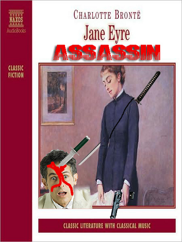 Jane Eyre Assassin