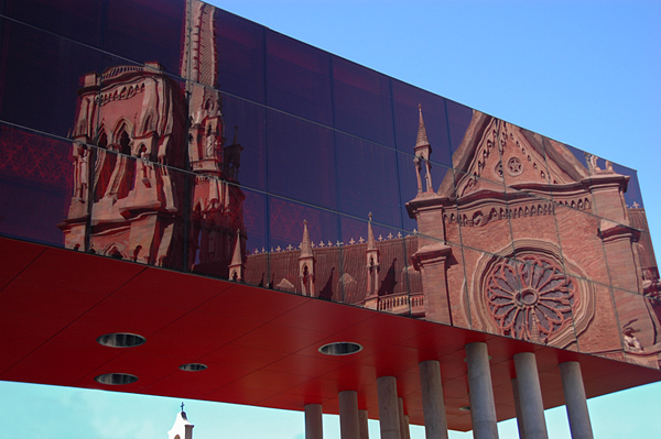 Cordoba, a reflection of the past in the future