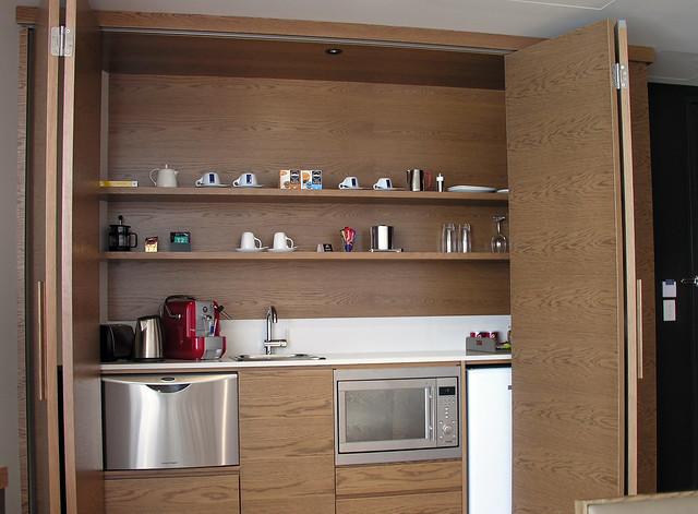 Hidden kitchen  Flickr  Photo Sharing