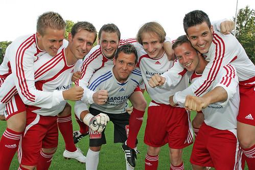 2009-07-23 SC Brunn - Schmidt - Maucha - Koch - Prcek - Haselmayer - Lämmermayer - Hofecker 0012